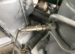 Высокотемпературный неохлаждаемый датчик давления газа в цилиндре дизеля ДДГ 160/600