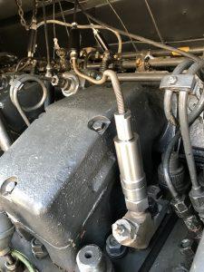 Датчики давления газа для дизельных двигателей: производство и поставки