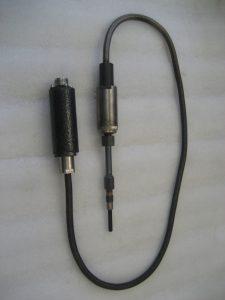 Высокотемпературный датчик давления газа