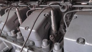 Высокотемпературные датчики давления газа в цилиндре