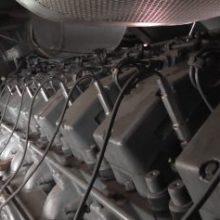 Установка  высокотемпературных неохлаждаемых датчиков давления газа на дизеля различных типов