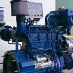 регулировка малооборотных судовых двигателей