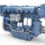регулировка среднеоборотных судовых двигателей