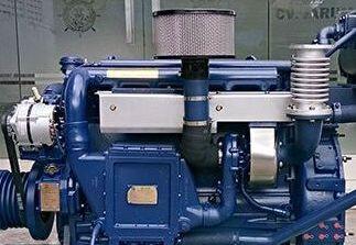 регулировка высокооборотных судовых двигателей