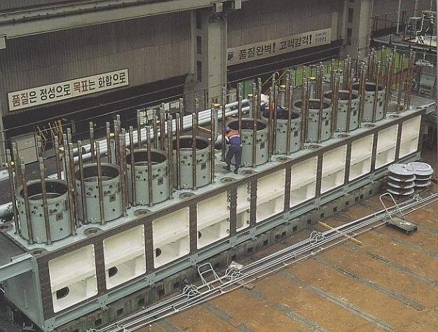 судовой дизельный двигатель внутреннего сгорания