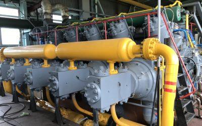 Комплекс для индицирования и регулировки газомотокомпрессоров