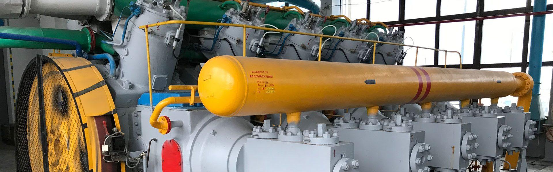 Комплексы для индицирования и регулировки газомотокомпрессоров